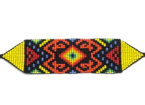 Tiger Eye Embera Bracelet