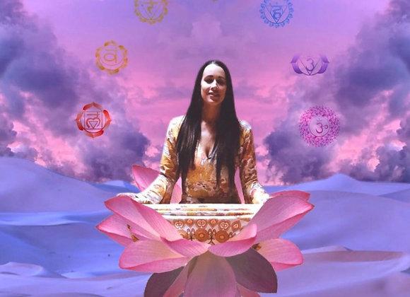 Inner Child Goddess Healing
