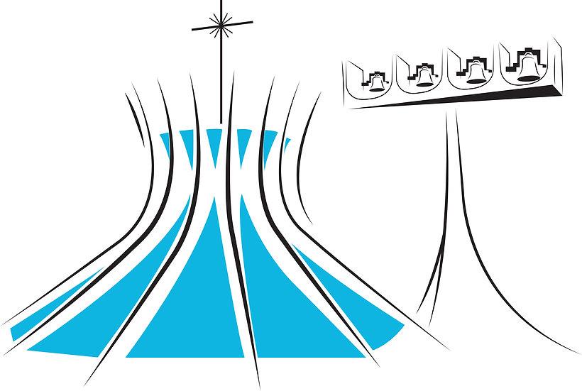 Kai Mishima - Catedral de Brasília