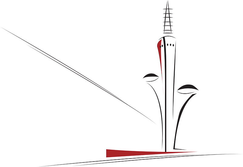 Kai Mishima - Gravura Torre Digital