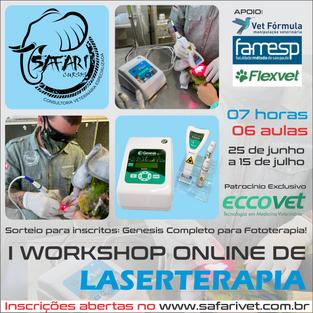 Laserterapia e Aplicação de LED