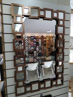 Espelhos Prontos 01 modelo