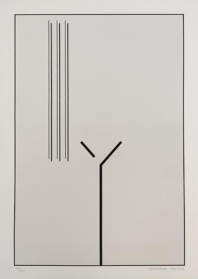 Almandrade - Gravura assinada