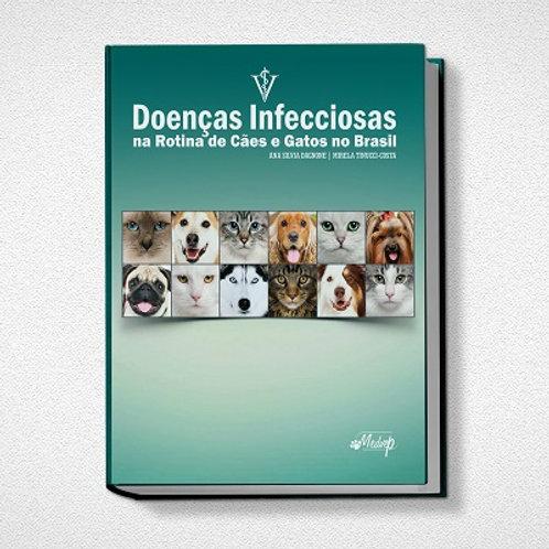 Doenças Infecciosas na Rotina de Cães e Gatos no Brasil