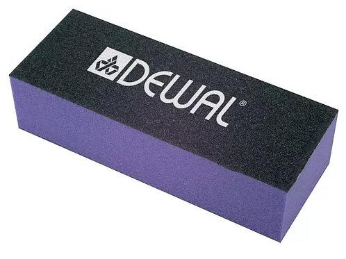 Полировочный брусок маникюрный фиолетовый