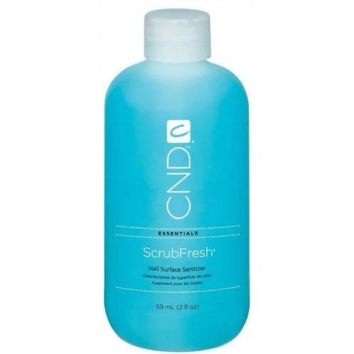 CND scrub fresh 59,2 мл дезинфектор для ногтей