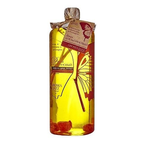 AROMA JAZZ АПЕЛЬСИНОВЫЙ ДЖАЗ, масло для тела,1000 мл