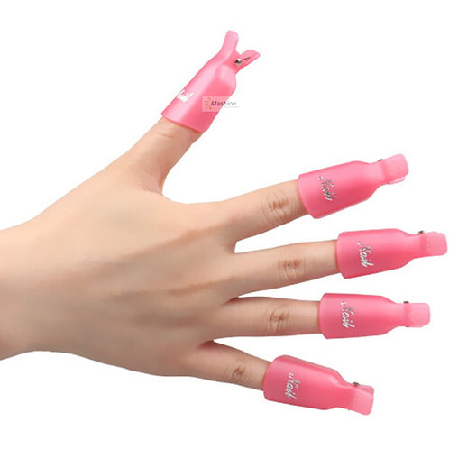 Прищепки для снятия лака с ногтей