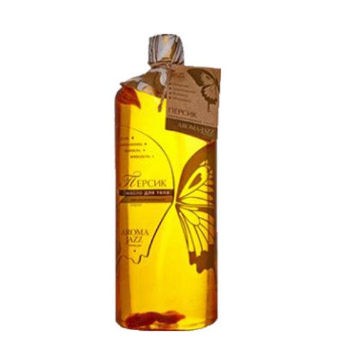 AROMA JAZZ ПЕРСИК, масло для тела, 1000 мл