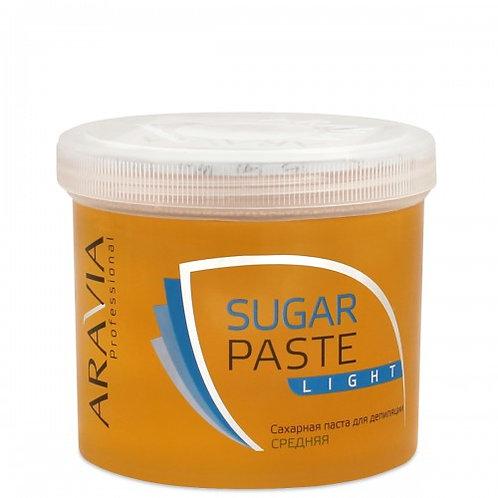 ARAVIA сахарная легкая средней консистенции, 750 г