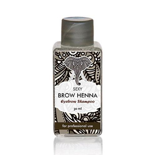 SEXY BROW HENNA Шампунь для бровей