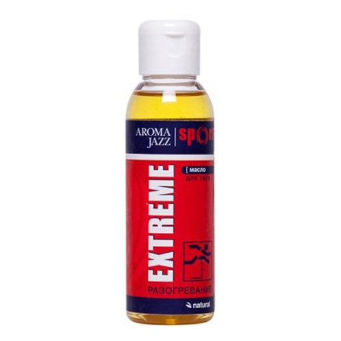Жидкое масло для тела «Extreme»