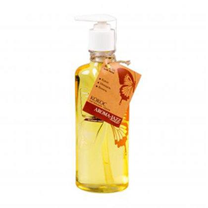 AROMA JAZZ КОКОС, масло для тела, 350 мл