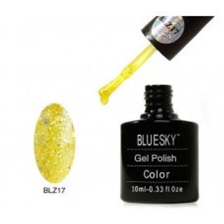 BLUESKY Soak off gel polish color BLZ17
