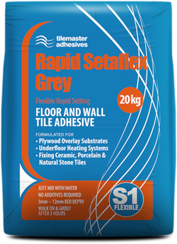 setaflex rapid grey