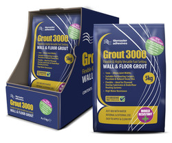 new 3000 grout