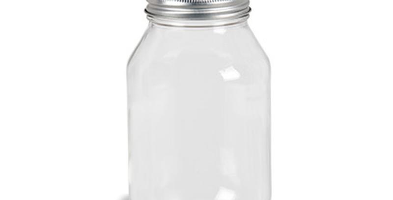 Frasco de vidrio - 32 onzas