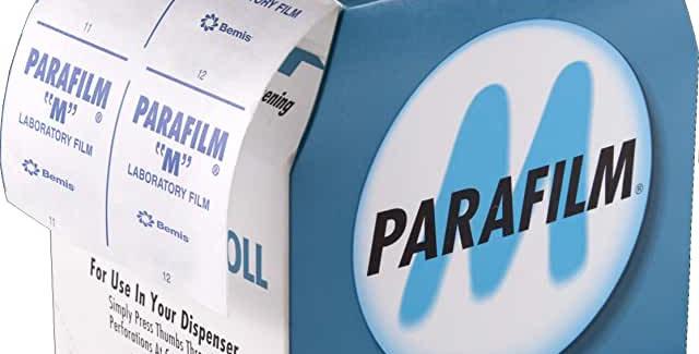 Parafilm M: Película de Laboratorio Multiusos, 38 metros x 10cm