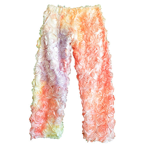1/1 DYED FLOWER LOUNGE PANT (31-34/30)