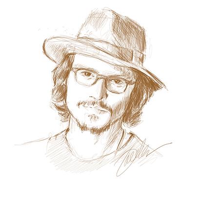 Hawaii Sketch