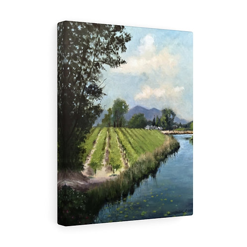 """""""Valley Life""""  11X14  Canvas Gallery Wraps"""