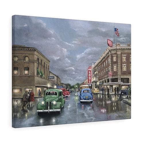 """Stuck In Lodi""  18x24 Canvas Gallery Wraps"