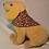 Thumbnail: SweetHeart Dog Bandanas (Extra Large)