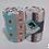 Thumbnail: Painted Desert Polo Wraps  (Half Set)