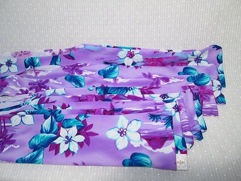 Sky Flowers Mane Bags (8 Set)