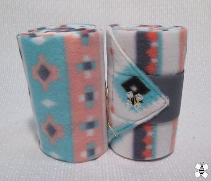 Painted Desert Polo Wraps  (Half Set)