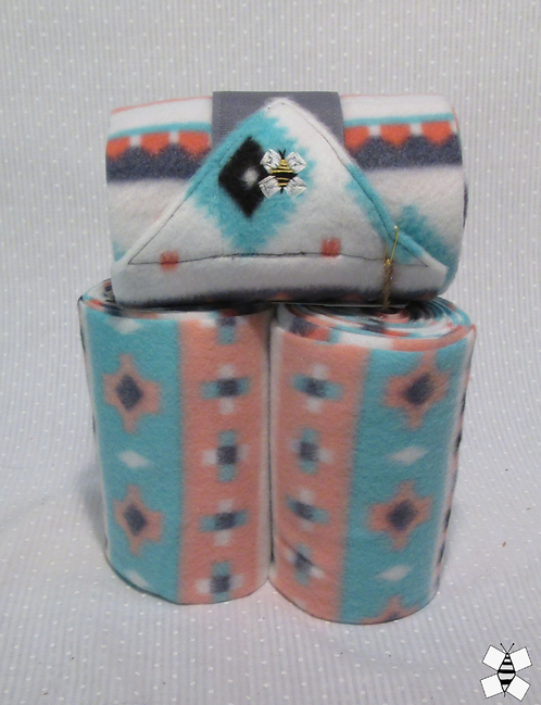 Painted Desert Polo Wraps (Full Set)