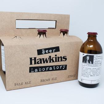 • Hawkins Beer Laboratory