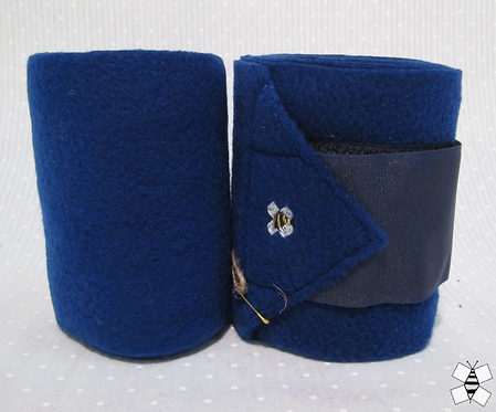Royal Navy Pony Polo Wraps (Half Set)