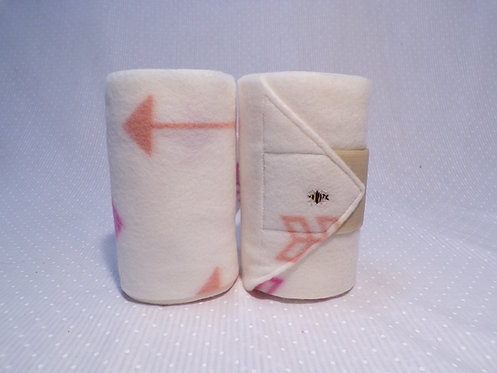 Straight and True Polo Wraps (Half Set)