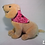 Thumbnail: Wrangler Red Dog Bandanas Extra Large