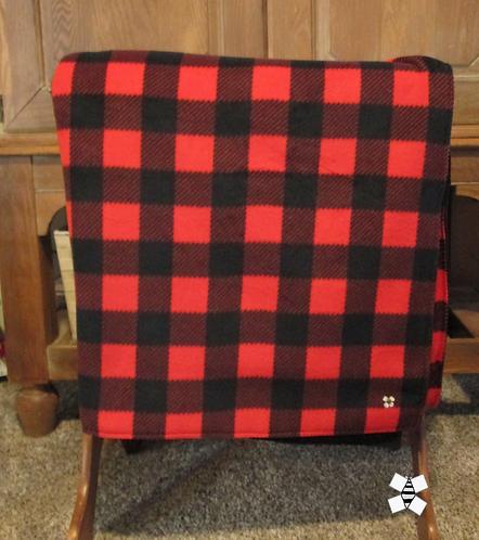 Lumber Jack Blanket (Single)