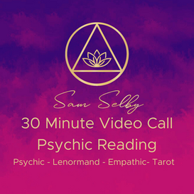 🔮 30 Minute Video Call 🔮€45 /$55/ £41