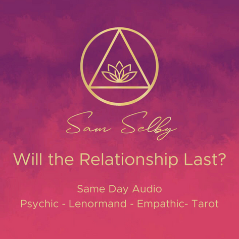 ❓❤️ Will the relationship last? ❤️❓€20 /$25 /£18.50