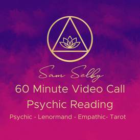🔮 60 Minute Video Call 🔮€80/$98/£73