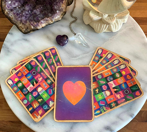Love Reading Lenormand Sam Selby Psychic