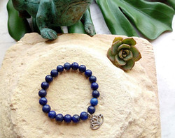 Sam Selby Lapis Lazuli Bracelet