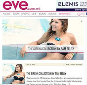 Sam Selby Jewellery feature in Eve.com