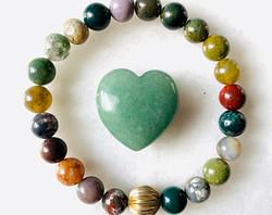 Sam Selby Indian Agate Bracelet