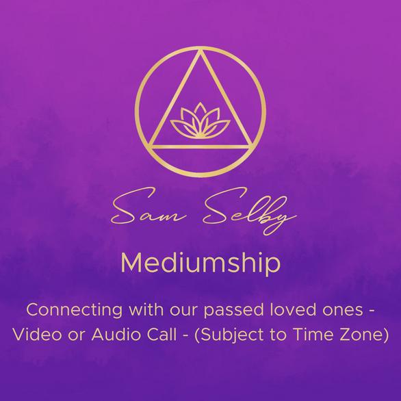 🔮60 Min Mediumship Reading 🔮€80/ $98/ £73