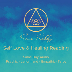 💜Self Love and Healing Reading 💜 €20 /$25 /£18.50