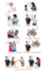 Los pronombres personales en Espanol - E