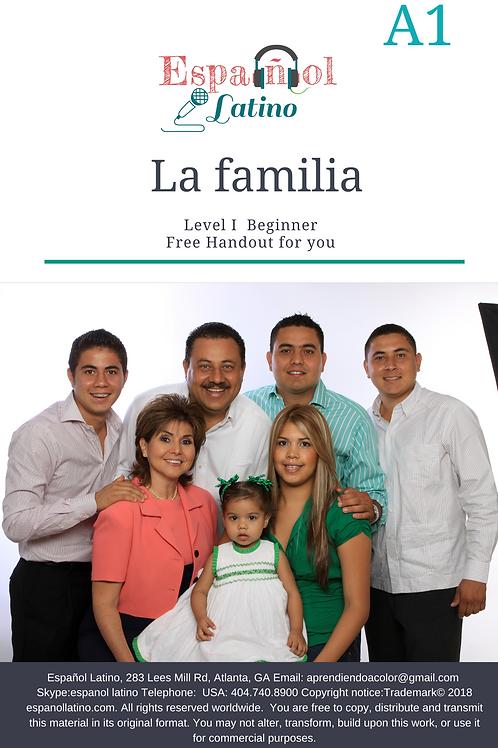 Familia en Español