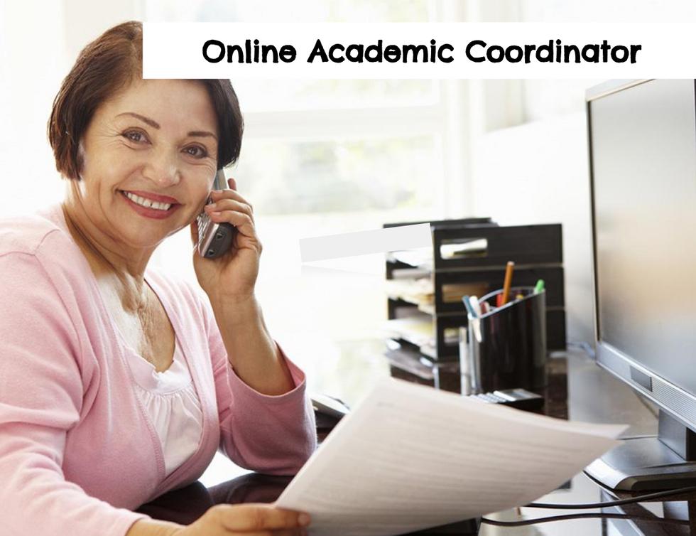 Online Academic Coordinator
