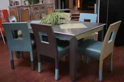 Ensemble - Table & 6 chaises