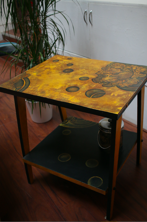 Table - Déco